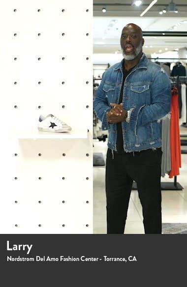 Super-Star Low Top Sneaker, sales video thumbnail