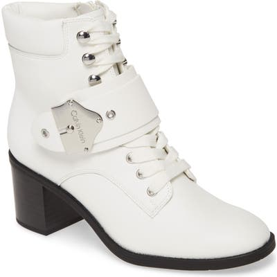 Calvin Klein Pahi Lace-Up Bootie
