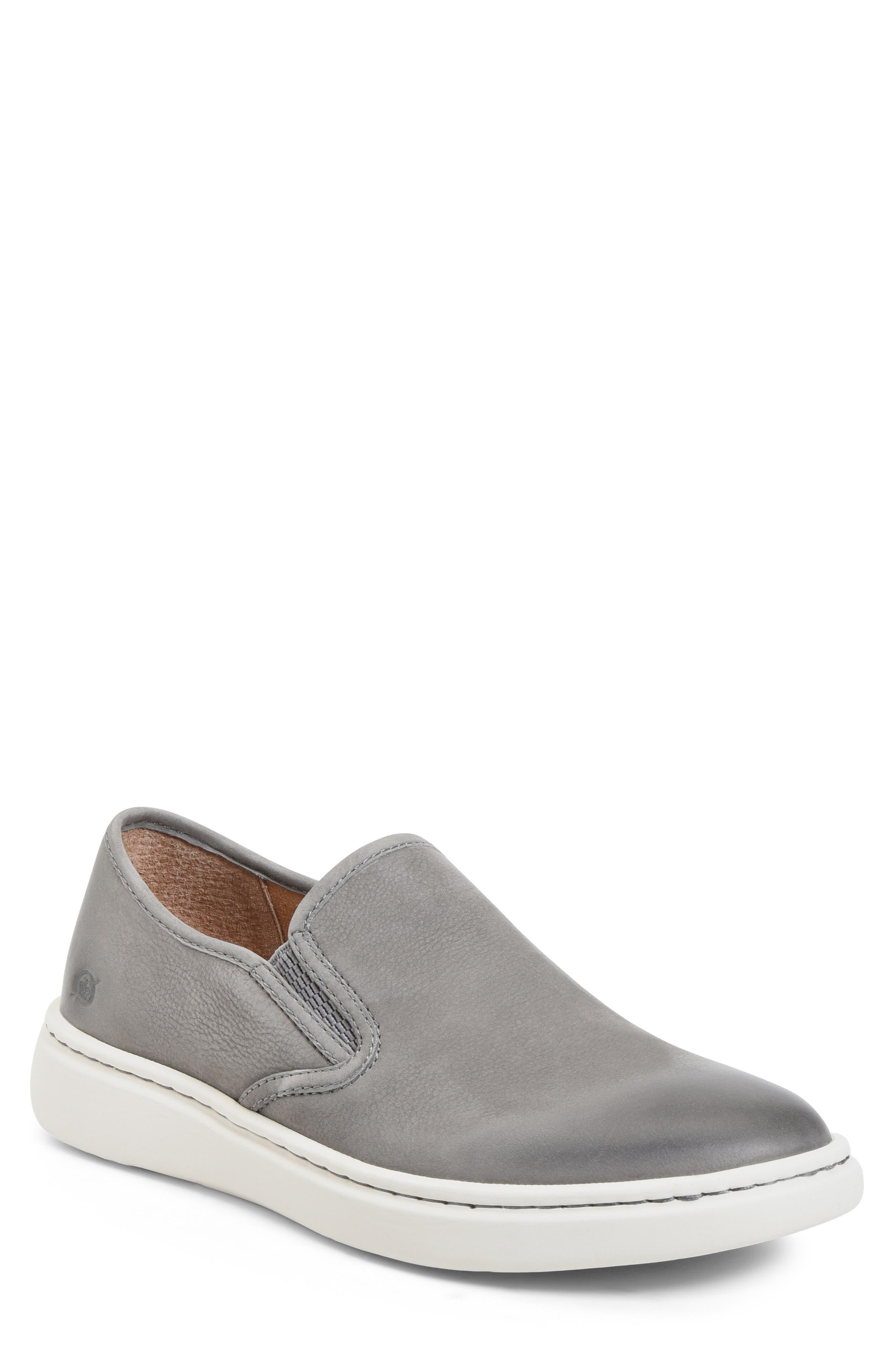 Born | Fade Leather Slip-On Sneaker