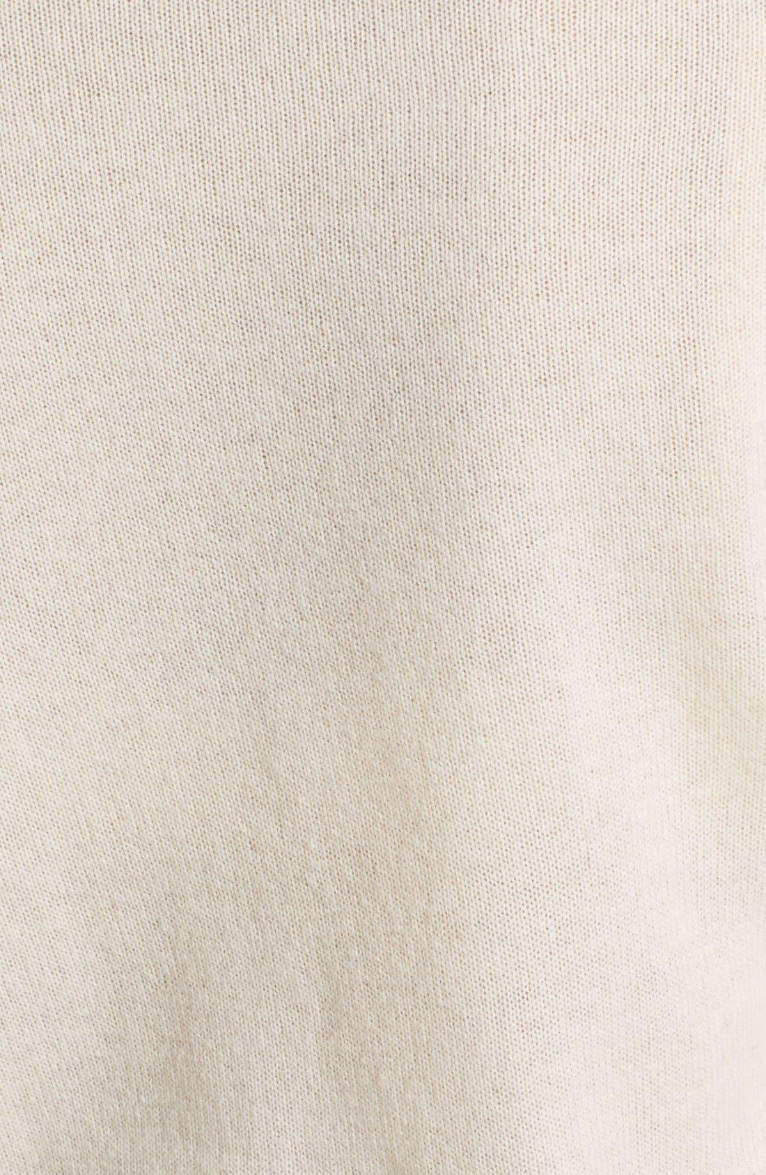 ,                             Cashmere V-Neck Sweater,                             Alternate thumbnail 91, color,                             900
