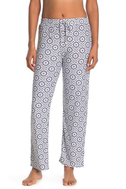 Image of Izod Printed Drawstring Sleep Pants