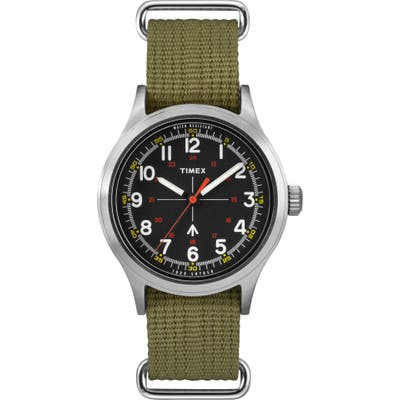 Timex X Todd Snyder The Military Nato Strap Watch, 40Mm