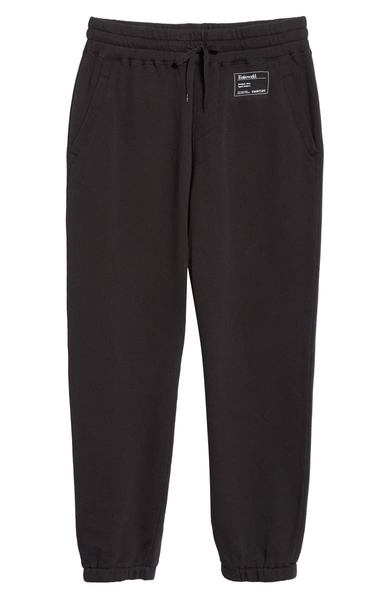 ENTIREWORLD French Terry Sweatpants, Main, color, 001