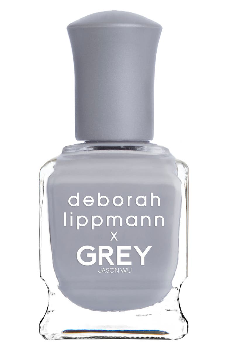 DEBORAH LIPPMANN GREY Jason Wu Gel Lab Pro Nail Color, Main, color, GREY DAY JASON WU