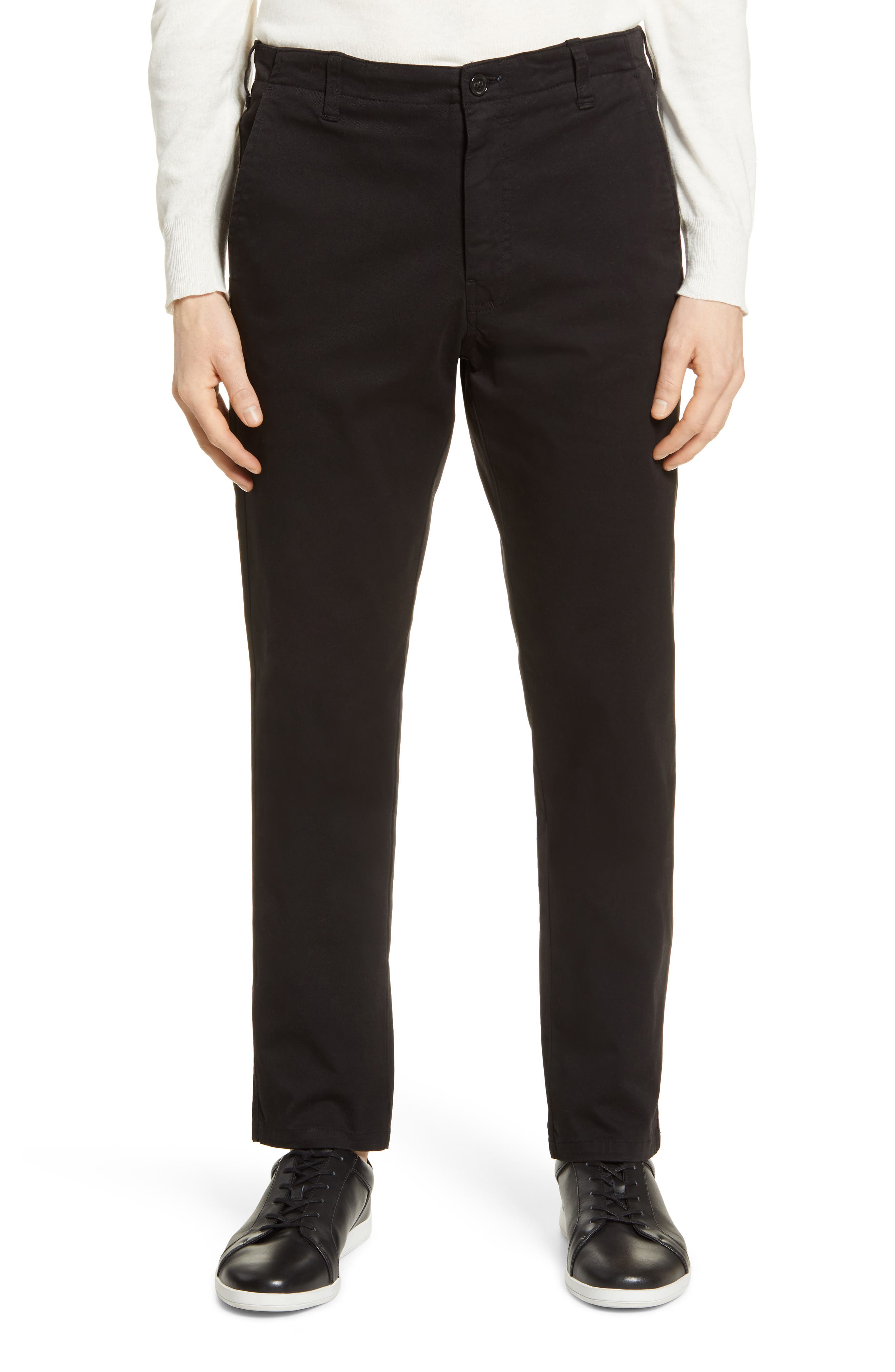 Image of BALDWIN Modern Slim Trousers