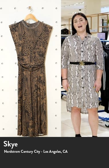 Cutout Back Winslow Dress, sales video thumbnail