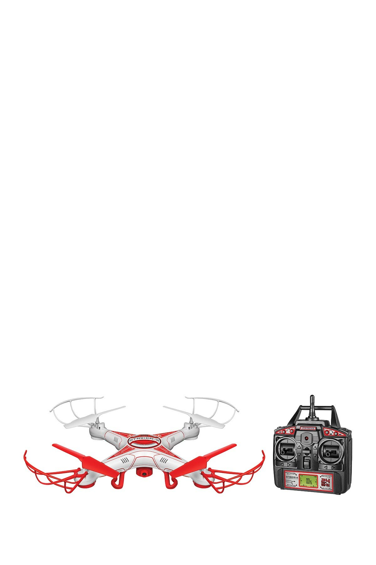 Image of World Tech Toys Striker-X 2.4GHz 4.5CH RC HD Camera Drone