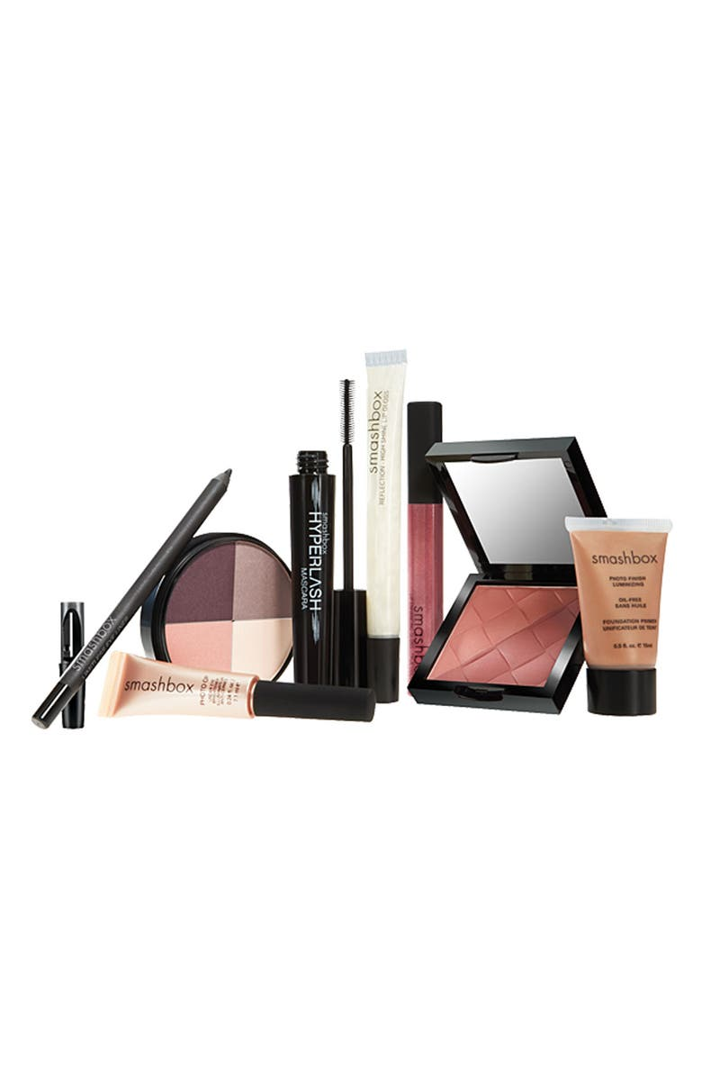 SMASHBOX 'Glambox - Sultry/Sweet' Set, Main, color, 000