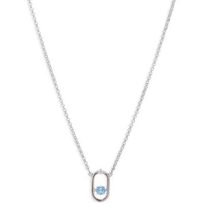 Swarovski North Crystal Dance Necklace