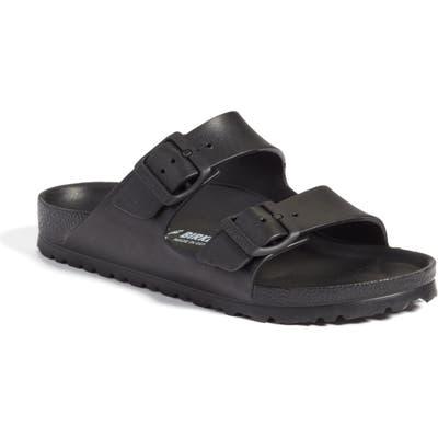 Birkenstock Essentials - Arizona Slide Sandal, Black