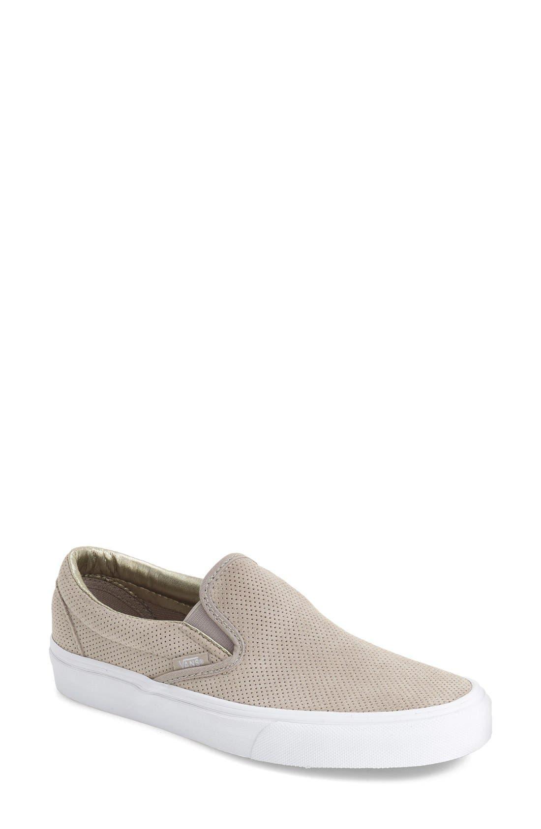 ,                             Classic Slip-On Sneaker,                             Main thumbnail 31, color,                             250