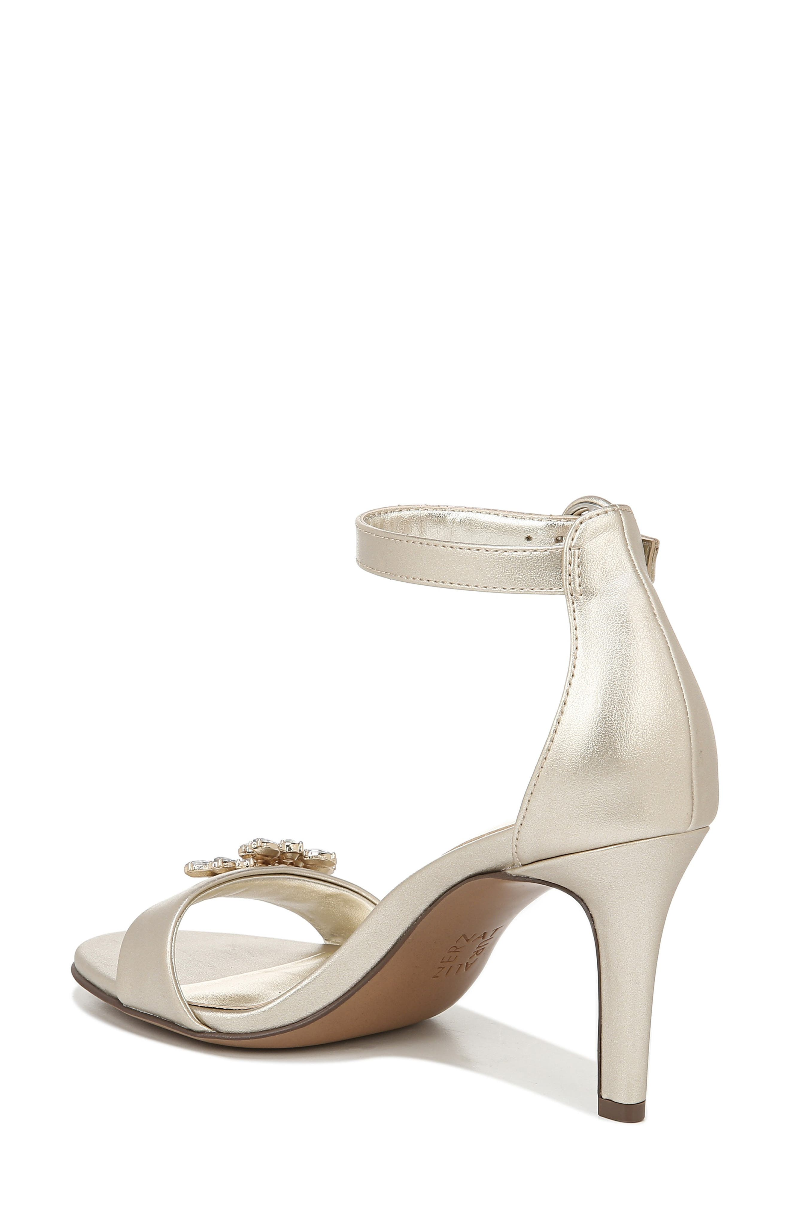 ,                             Kinsley Sandal,                             Alternate thumbnail 2, color,                             CHAMPAGNE FAUX LEATHER