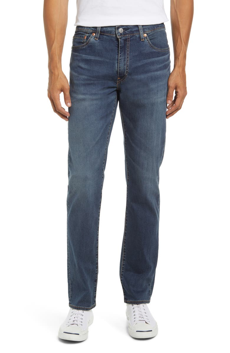 LEVIS PREMIUM Levi's<sup>®</sup> Premium 511<sup>™</sup> Slim Fit Jeans, Main, color, SWANEE SWAMP COOL T2