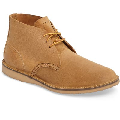 Red Wing Chukka Boot, Brown