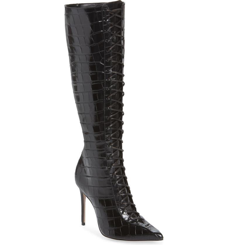 no sale tax great fit nice shoes Schutz Meredith Knee High Boot (Women) (Narrow Calf) | Nordstrom