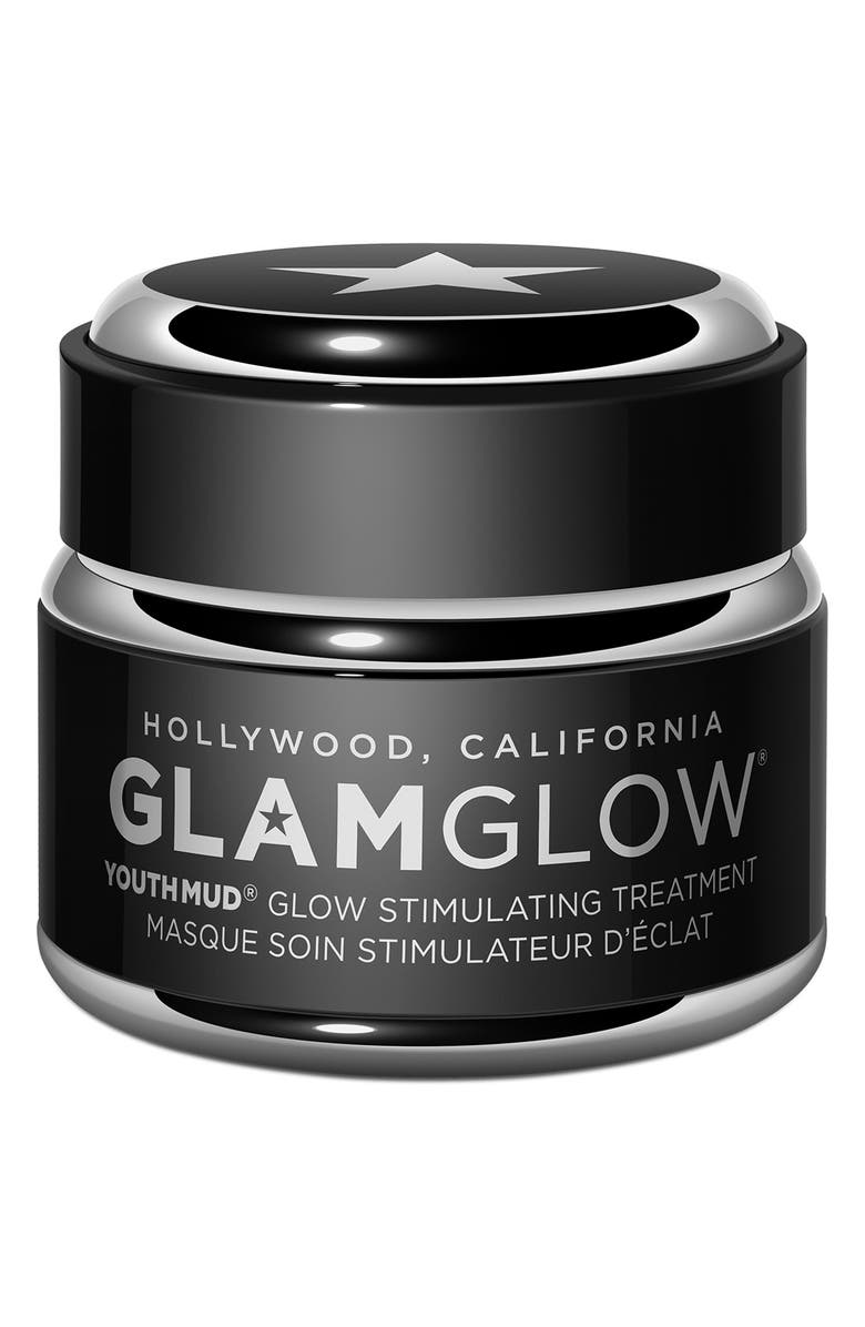 GLAMGLOW<SUP>®</SUP> YOUTHMUD<sup>®</sup> Glow Stimulating Treatment Mask, Main, color, 000