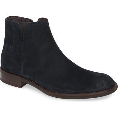 John Varvatos Star Usa Waverly Covered Chelsea Boot- Black