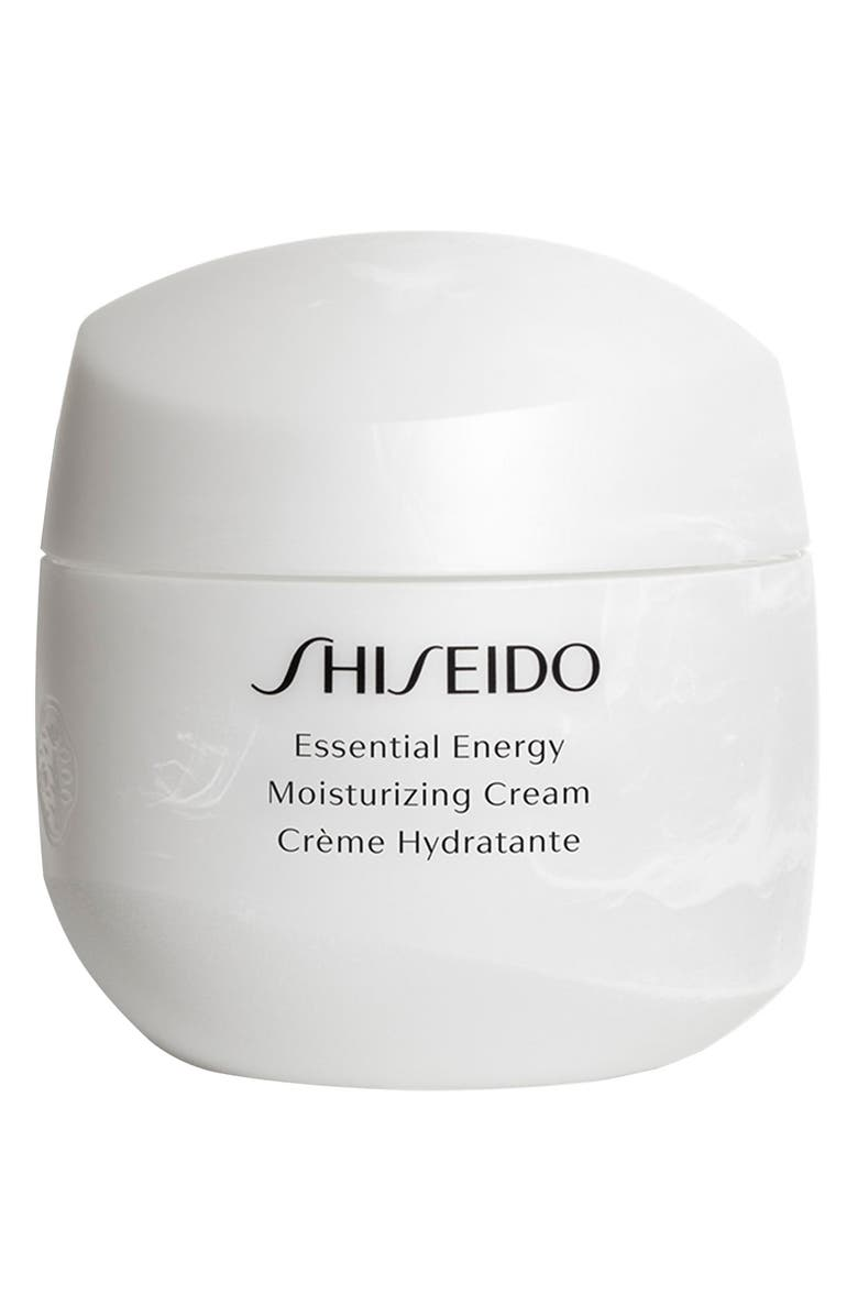 SHISEIDO Essential Energy Moisturizing Cream, Main, color, NO COLOR
