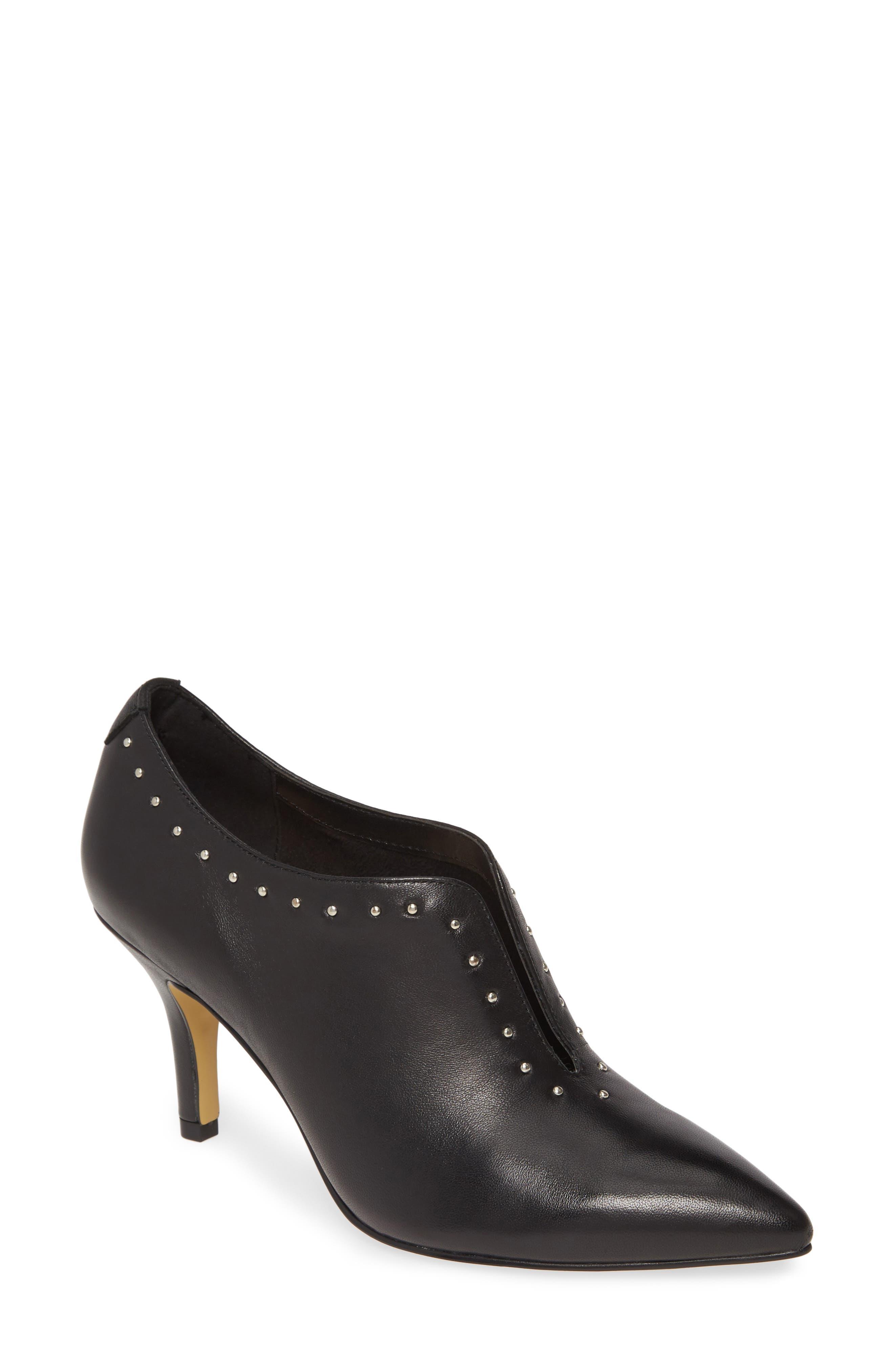 Bella Vita Dara Ankle Boot- Black