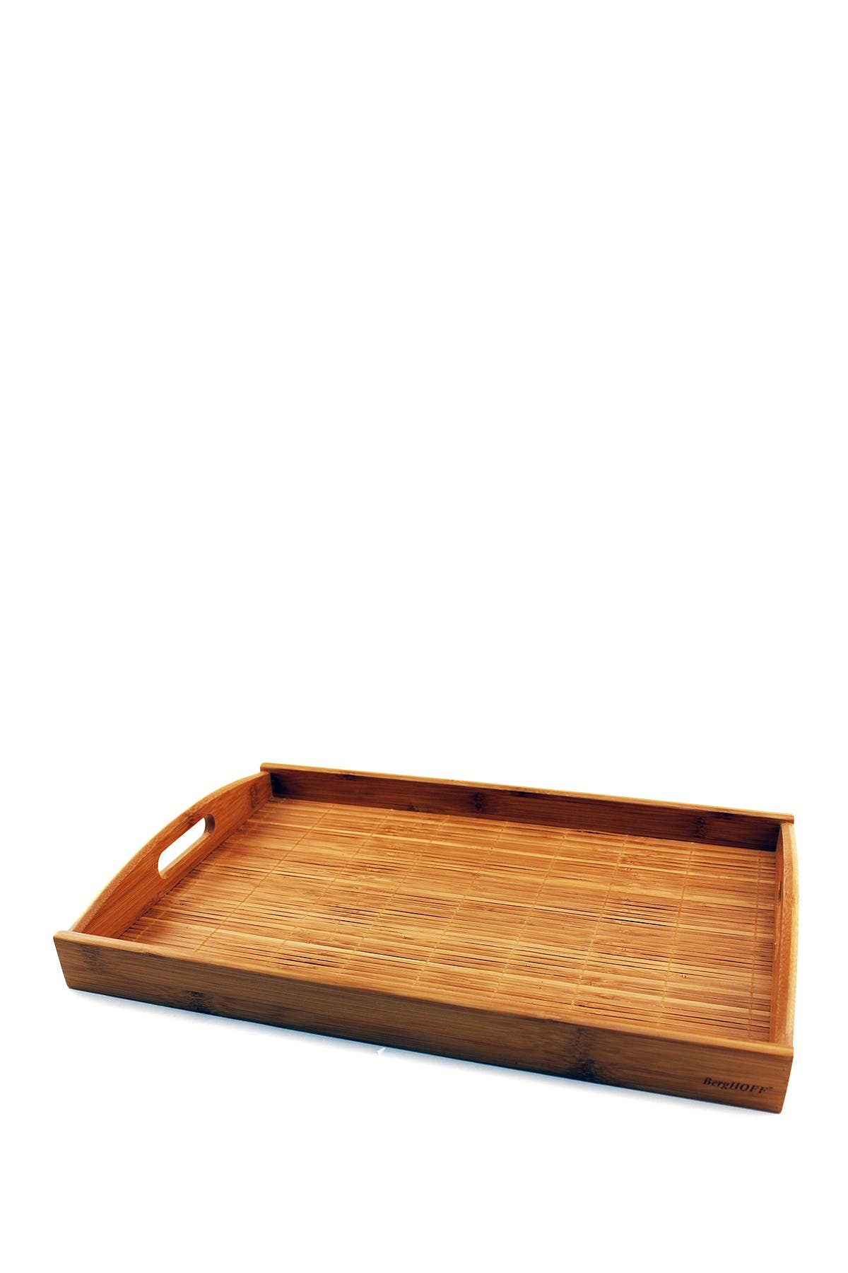 Image of BergHOFF Bamboo Arched Tray