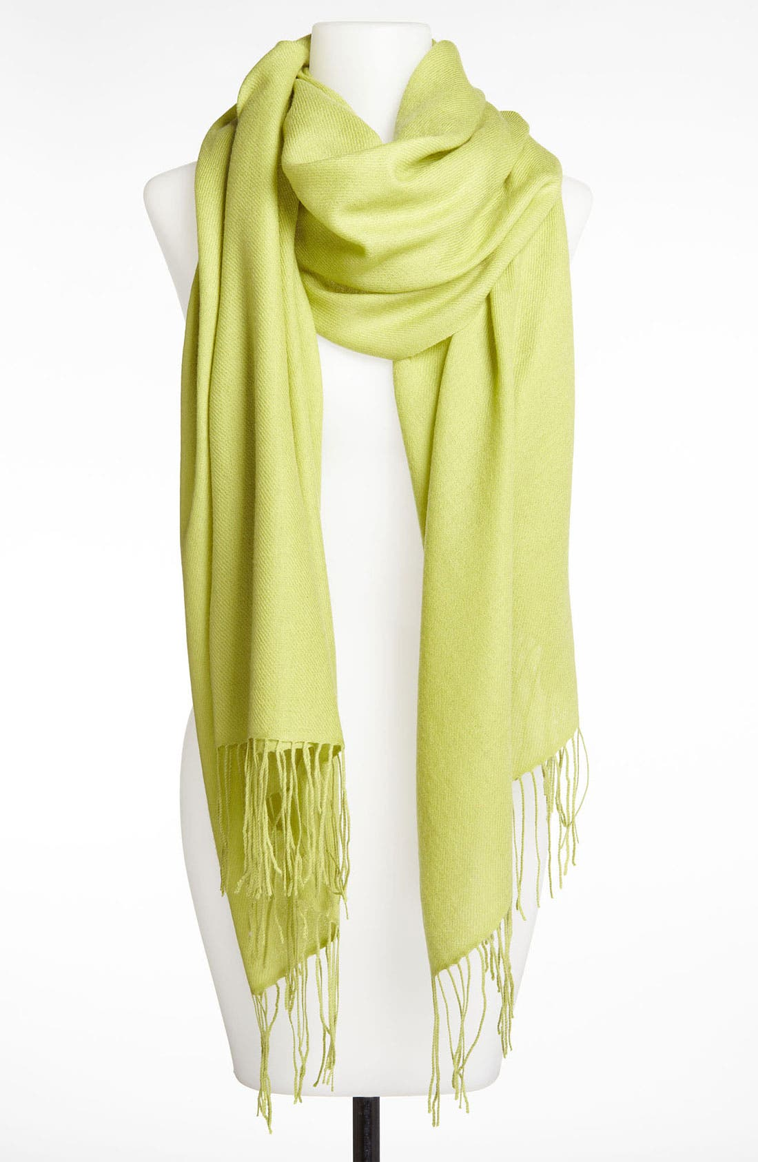 ,                             Tissue Weight Wool & Cashmere Wrap,                             Main thumbnail 56, color,                             345