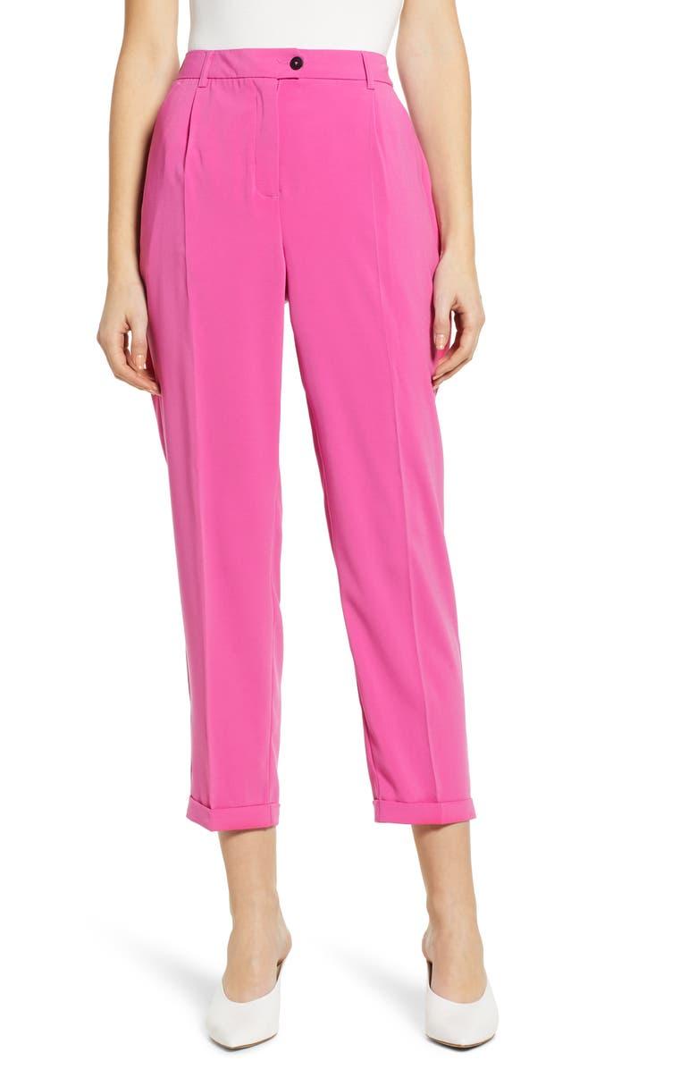 VERO MODA Yvonne Grace Crop Pants, Main, color, 655