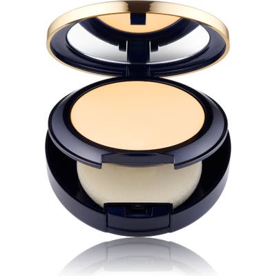 Estee Lauder Double Wear Stay In Place Matte Powder Foundation - 1W0 Warm Porcelain