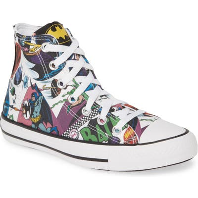 Converse All Star Batman High Top Sneaker