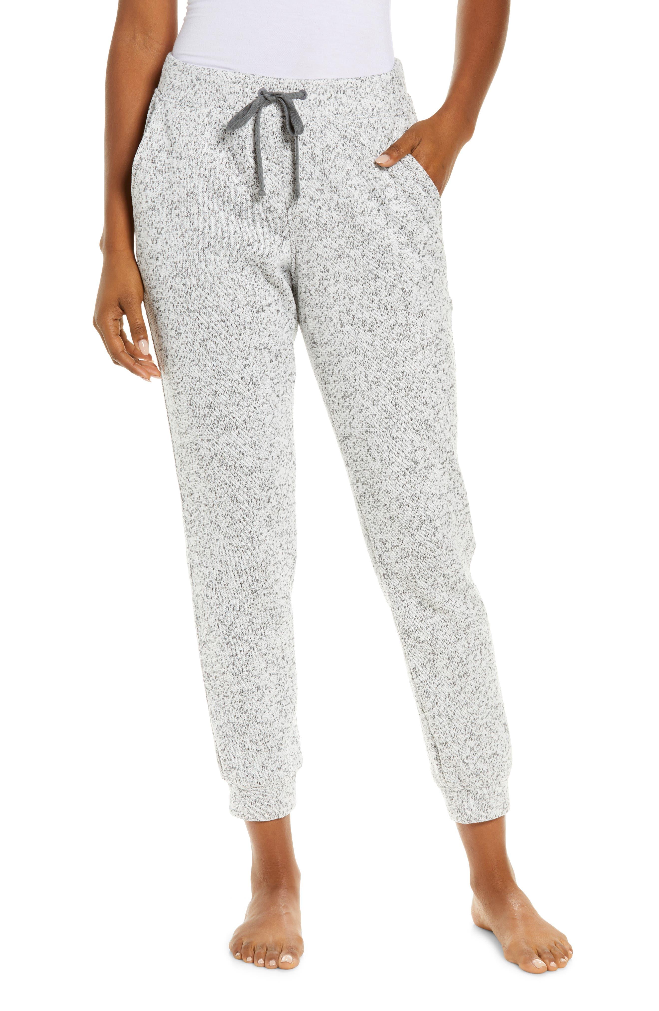 Lightweight Sweater Fleece Pants