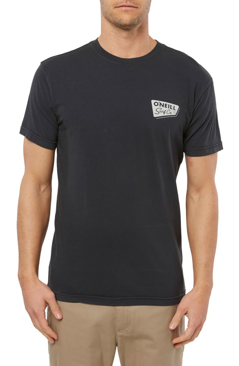 O'NEILL Fast N Fresh Logo Graphic T-Shirt, Main, color, 020