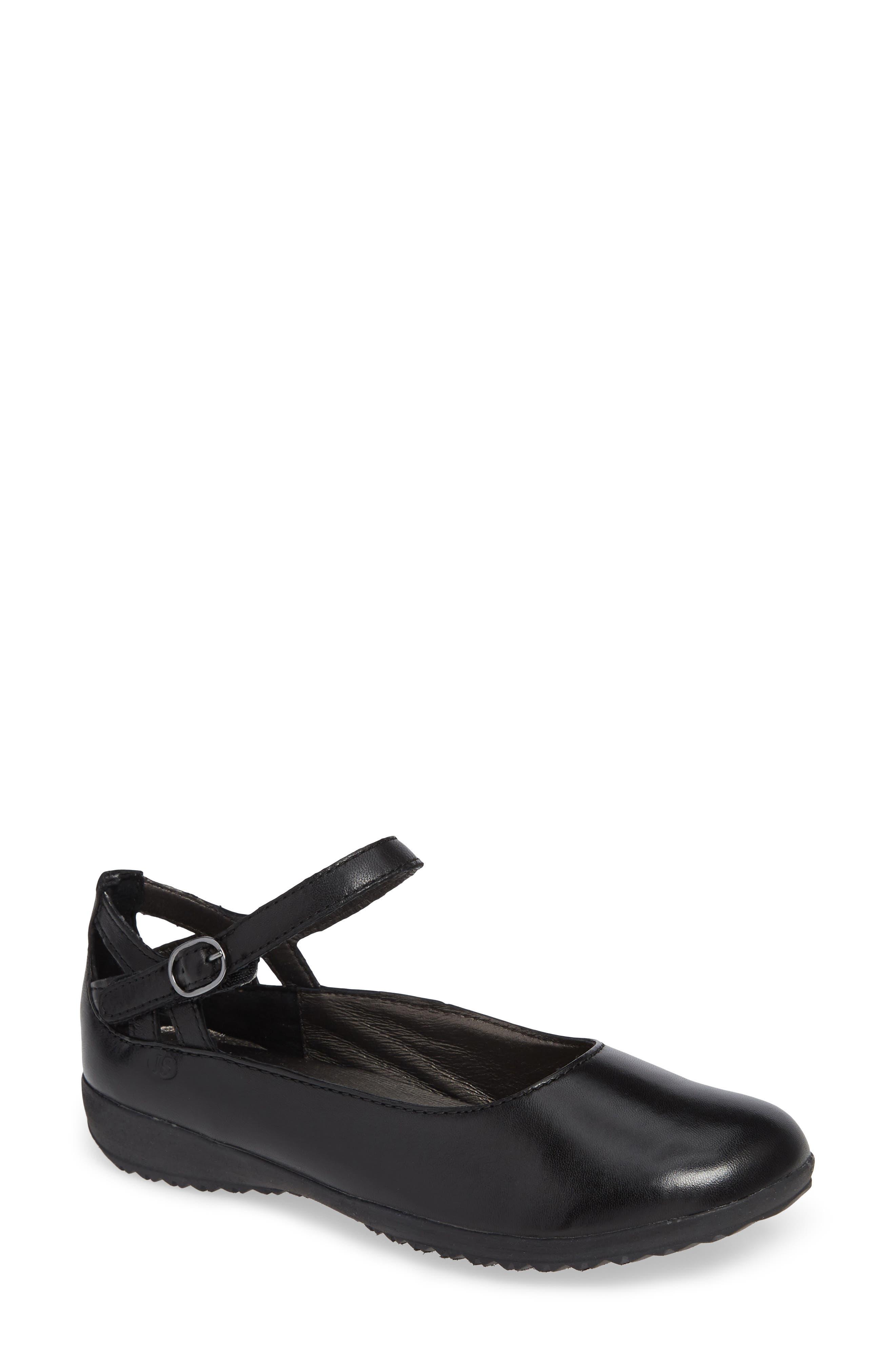 Josef Seibel Naly 22 Shoe, Black