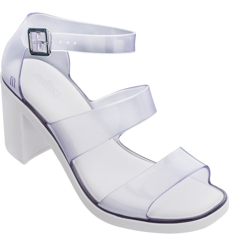 MELISSA Model Jelly Sandal, Main, color, CLEAR