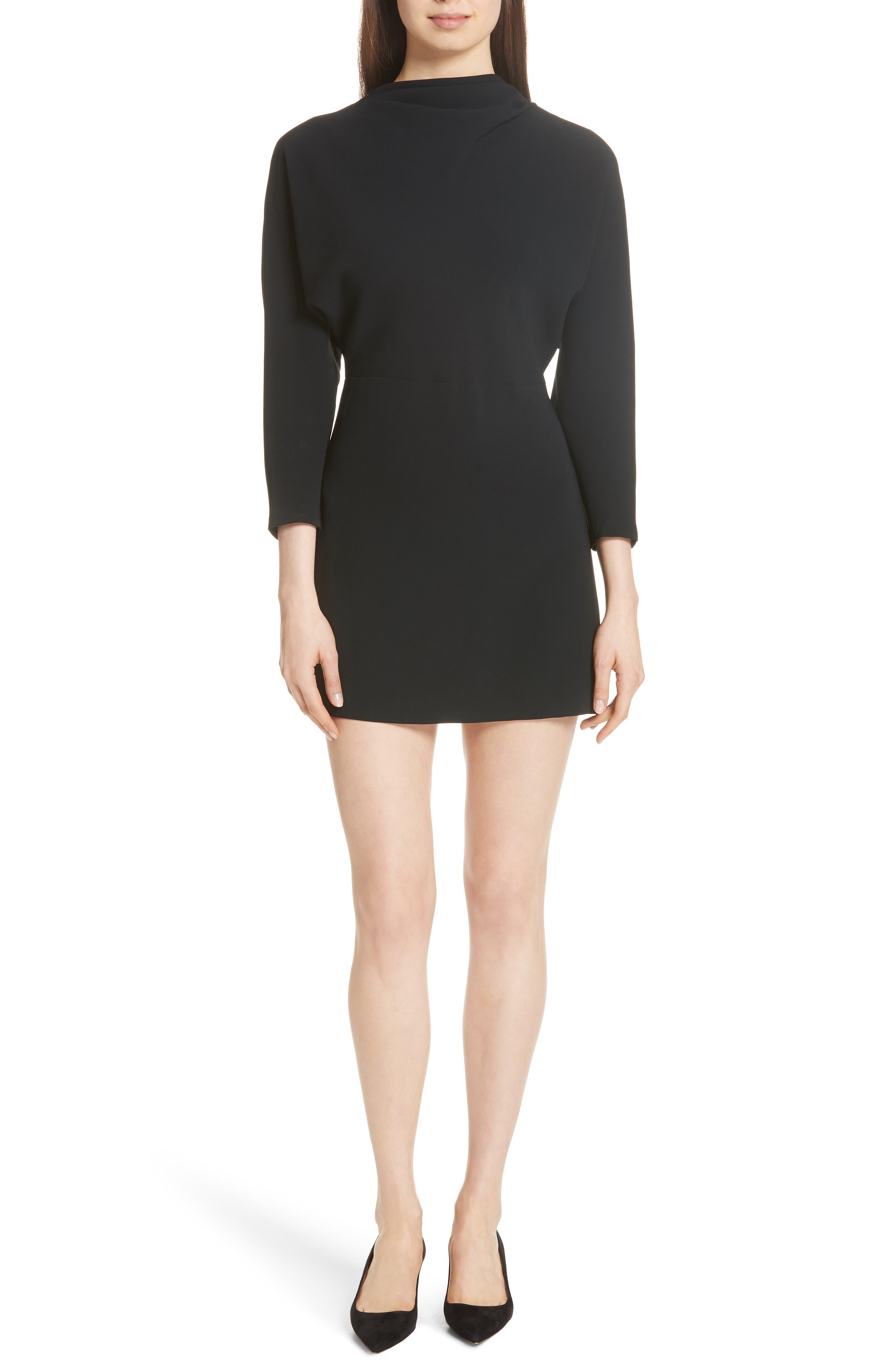 A.l.c. Marin Dolman Dress, Black