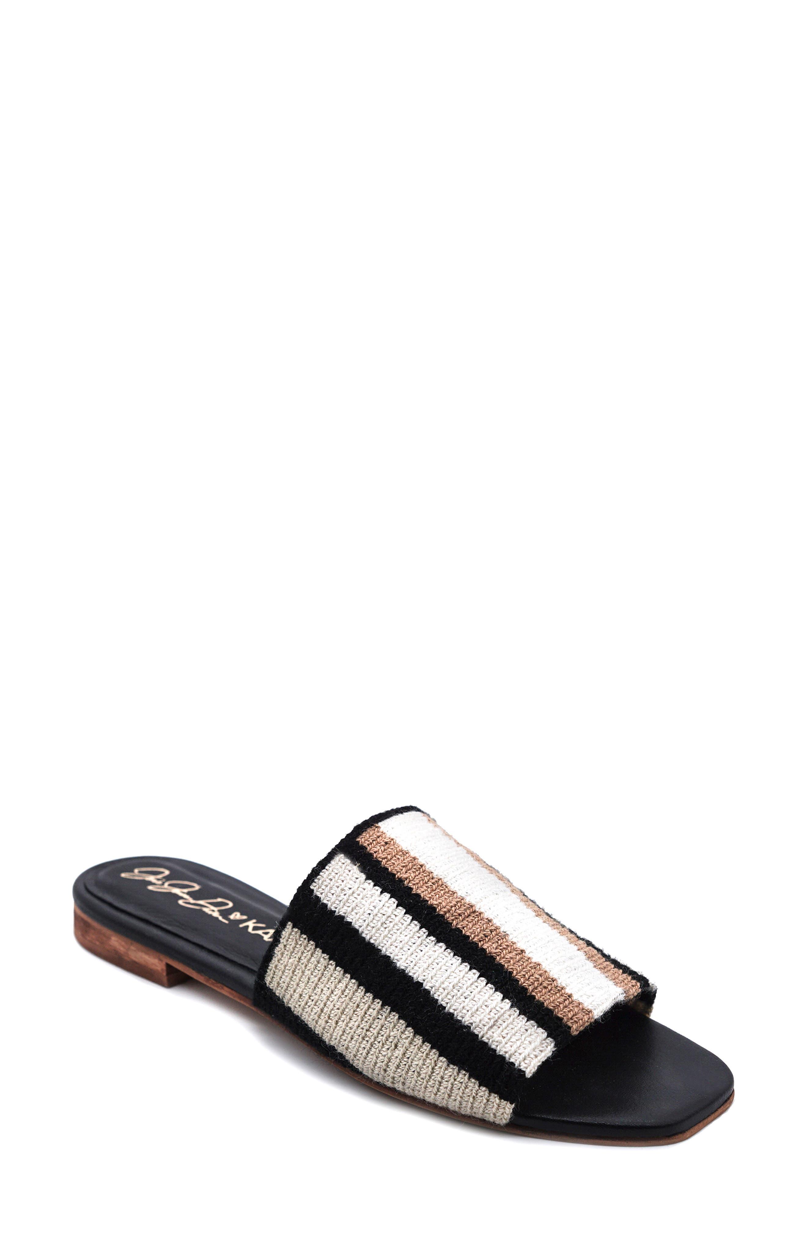 X Jessie James Decker Bronte Slide Sandal