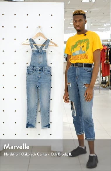Button Front Overalls, sales video thumbnail