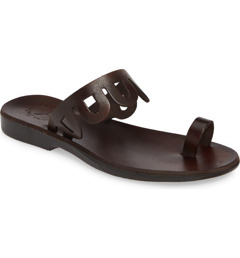 JERUSALEM SANDALS Aja Slide Sandal, Main, color, 200