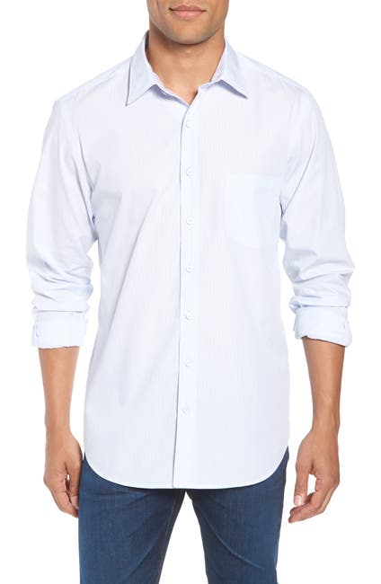 Image of RODD AND GUNN Four Peaks Regular Fit Shirt