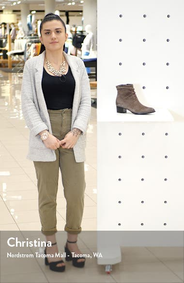 Brianna Slouchy Bootie, sales video thumbnail