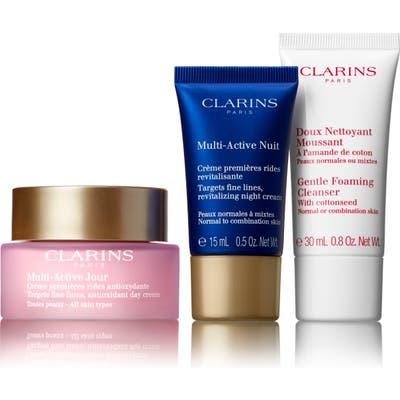 Clarins Multi-Active Starter Kit