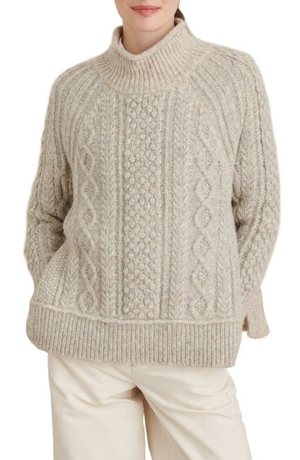 Image of ALEX MILL Kamil Cable Sweater
