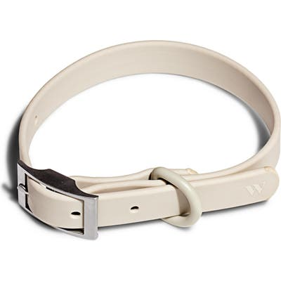Wild One All-Weather Dog Collar, Grey