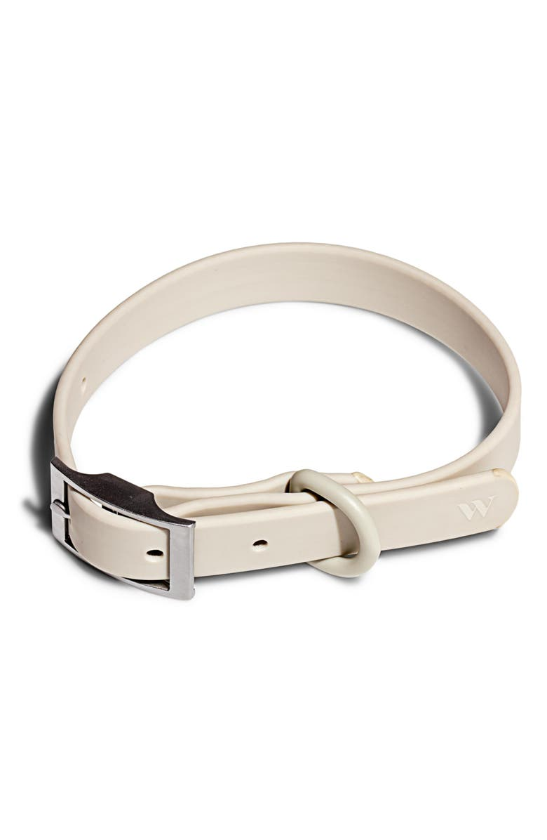 WILD ONE All-Weather Dog Collar, Main, color, GRAY