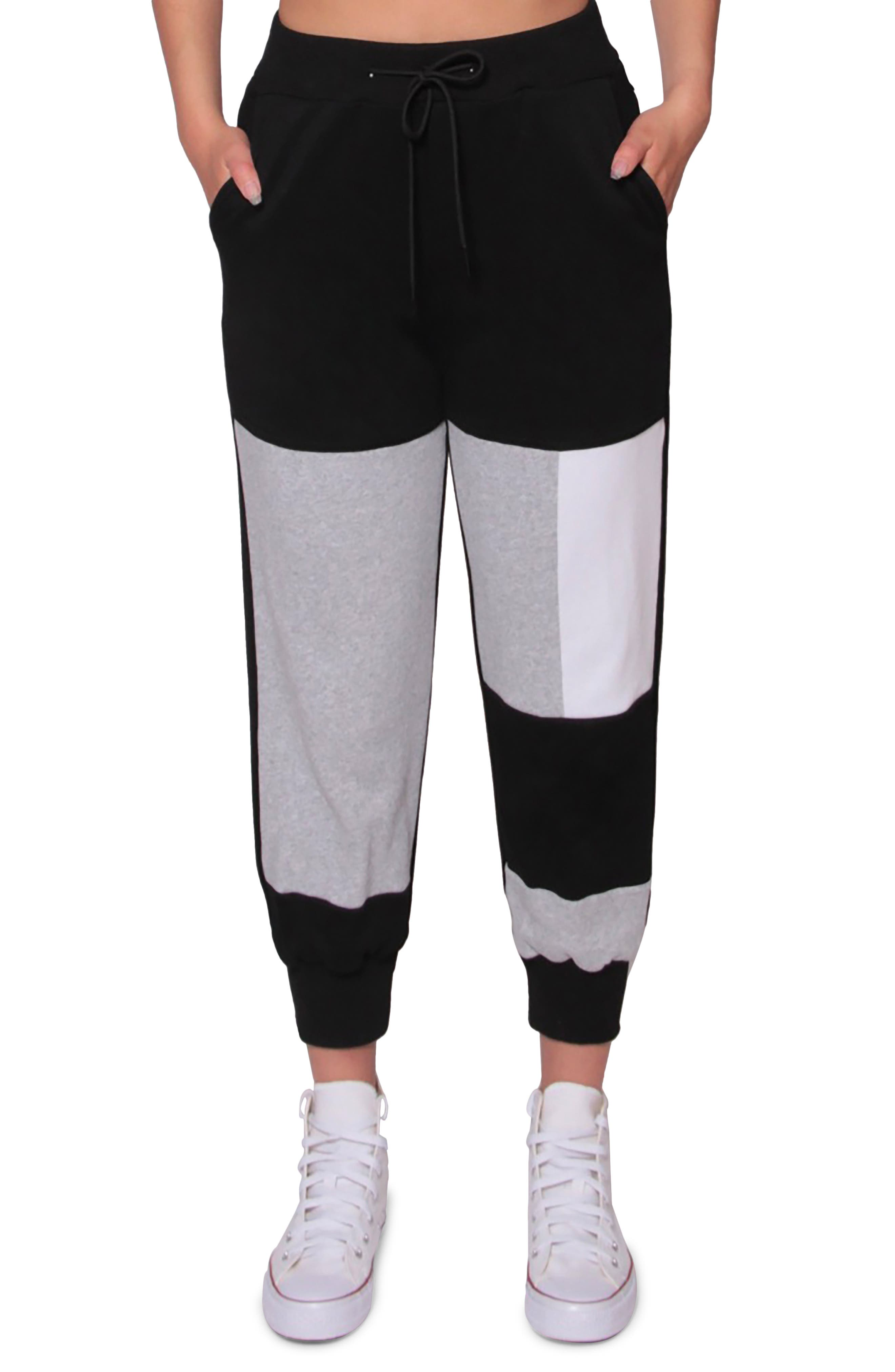 Grizzy Colorblock Joggers