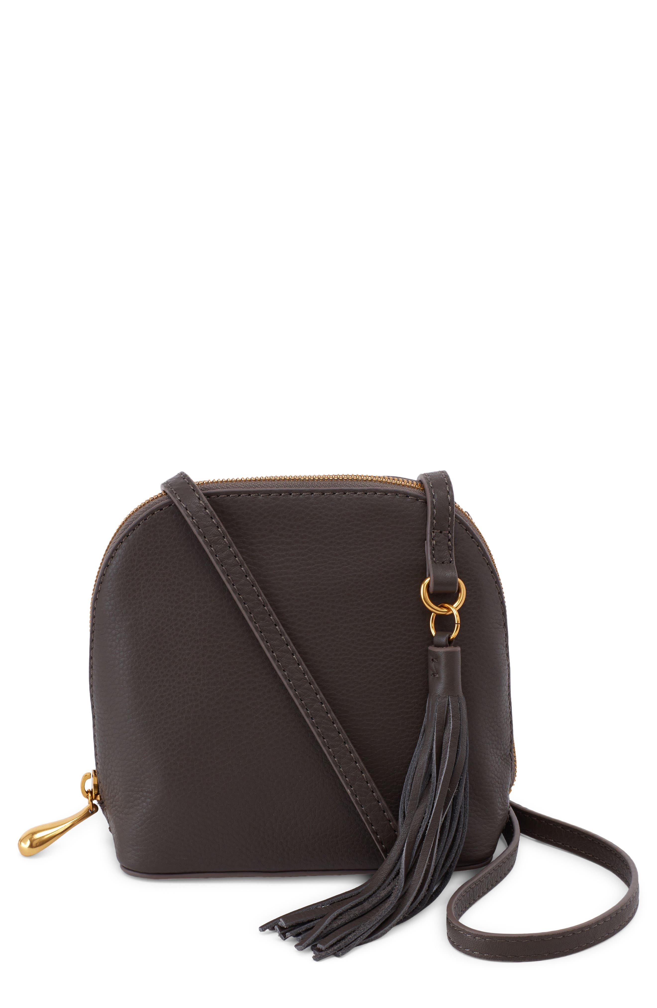 Nash Calfskin Leather Crossbody Bag