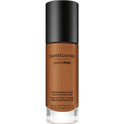 Bareminerals Barepro Performance Wear Liquid Foundation - 24.5 Maple