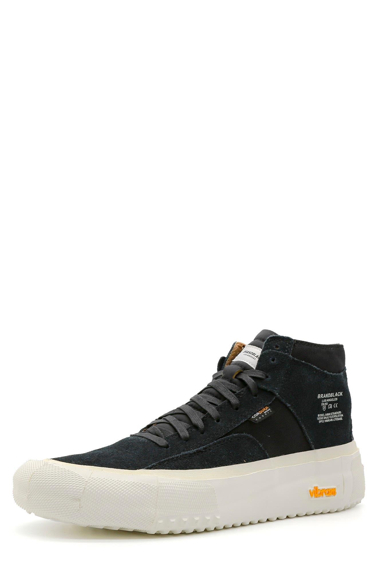 Capo High Top Platform Sneaker