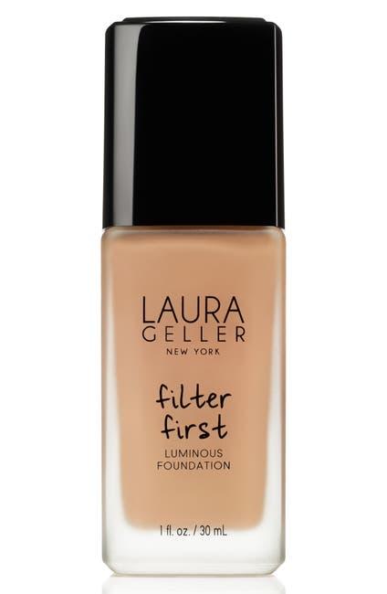 Image of Laura Geller New York Filter First Luminous Foundation - Fawn