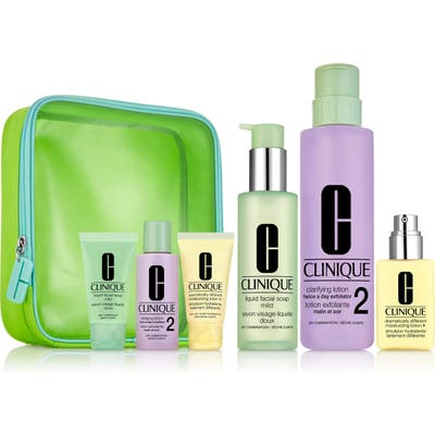 Clinique Great Skin Everywhere 3-Step Skin Care Set For Dry Skin