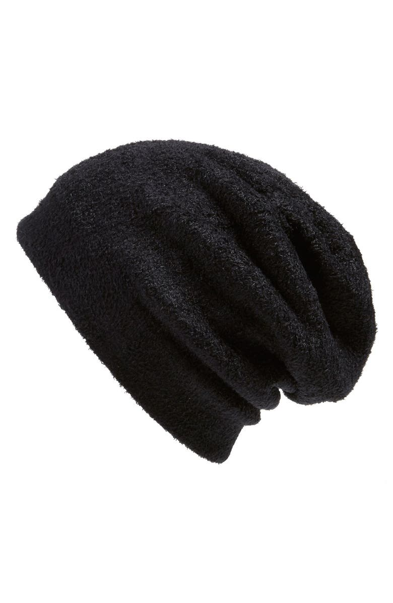 BAREFOOT DREAMS<SUP>®</SUP> CozyChic Lite<sup>®</sup> Beanie, Main, color, 001