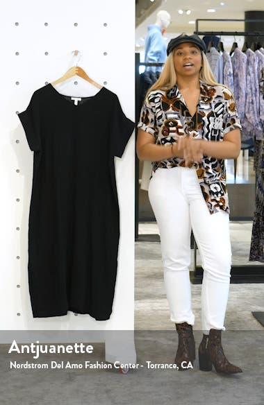 Organic Cotton Midi Dress, sales video thumbnail